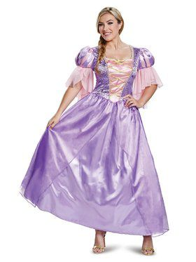 Tangled Rapunzel Deluxe Adult Costume