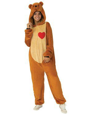 Teddy Bear Comfy Wear Adult Costume