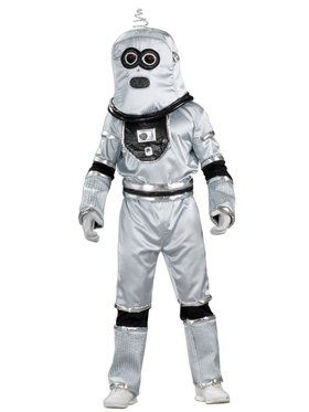 Boys Teen Robot Costume