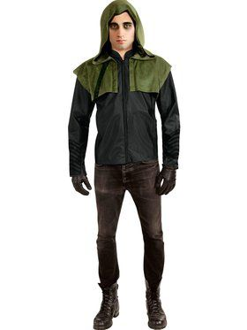 Teen Deluxe Arrow Costume