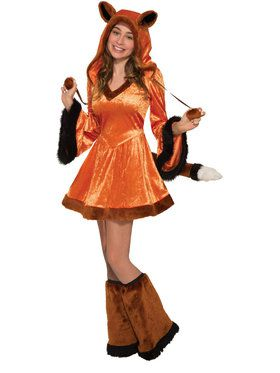 Foxy Costume for Teens