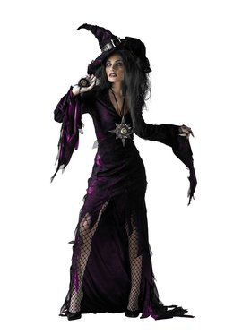 Sorceress Teen Costume