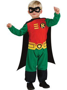 Teen Titan Robin Tm Infant/toddler