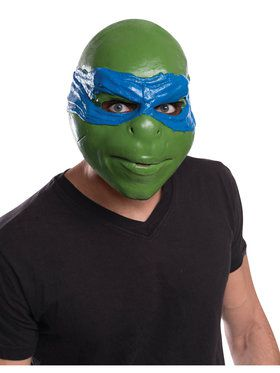 Adult Teenage Mutant Ninja Turtle Leonardo 2018 Halloween Masks