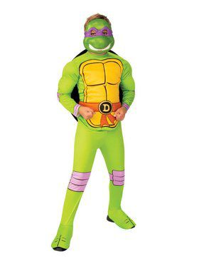 Child Classic Donatello Costume - TMNT