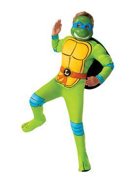 Child Classic Leonardo Costume - TMNT