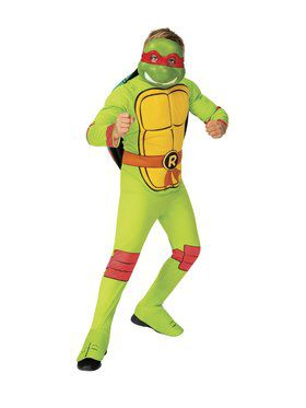 Child Classic Raphael Costume - TMNT