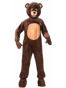 Teenz - Mascot - Bear Child Costume