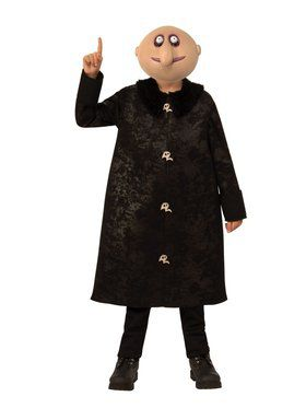 The Addams Family Fester Child Costume