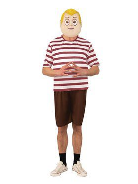 The Addams Family Pugsley Adult Costume