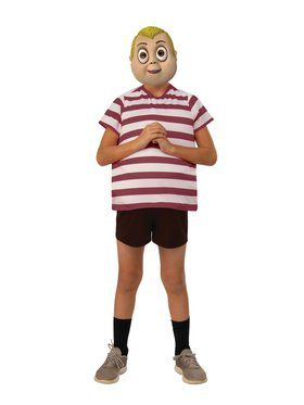 The Addams Family Pugsley Child Costume