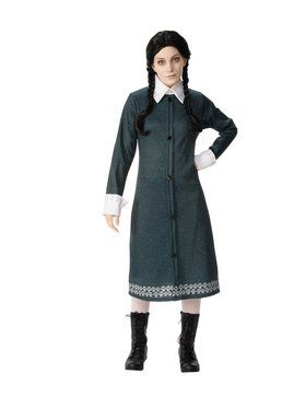 The Addams Family Wednesday Adult Costume Adult Costume