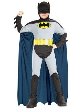 The Batman Costume for Kids