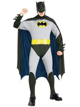 Adult's The Batman Costume
