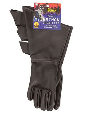 The Batman Dlx Child Gloves