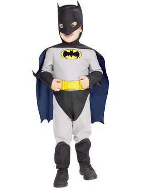 Toddler The Batman Costume