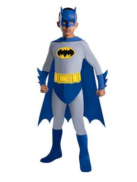Batman The Brave and The Bold Costume for Kids