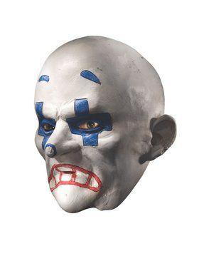 "The Dark Knight ""Chuckles"" Joker Henchman Mask"