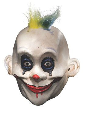"The Dark Knight ""Grumpy"" Joker Henchman Mask"