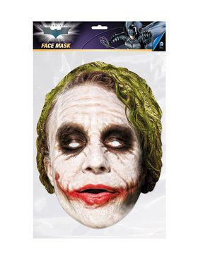 The Joker The Dark Knight Face 2018 Halloween Masks