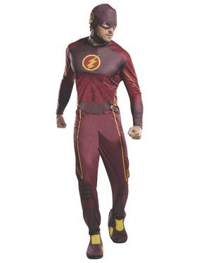 The Flash TV Series - Adult Flash Costume