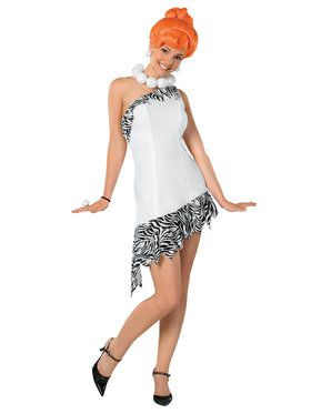 The Flintstones Wilma Flintstone Adult Costume XS