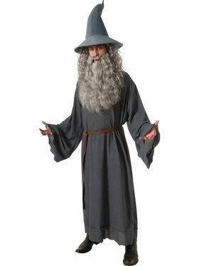 The Hobbit Mens Gandalf Costume