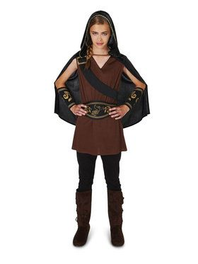 The Huntress Tween Costume 5-9