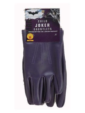 Child The Joker Gloves