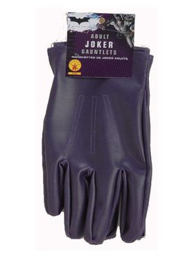 Adult The Joker Gloves