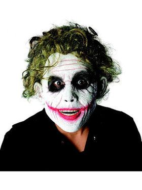 Joker Costume Wig for Adults