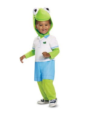 The Muppet Babies Kermit Toddler Costume