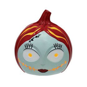"6"" Sally The Nightmare Before Christmas Light Up Pumpkin"