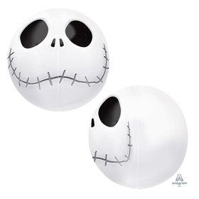 "The Nightmare Before Christmas Jack Skellington 16"" Orbz Balloon (1)"