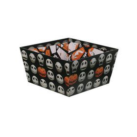 Jack Skellington The Nightmare Before Christmas Paperboard Candy Bowl