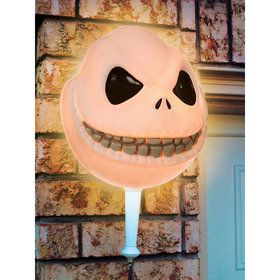 The Nightmare Before Christmas Jack Skellington Porch Light Cover