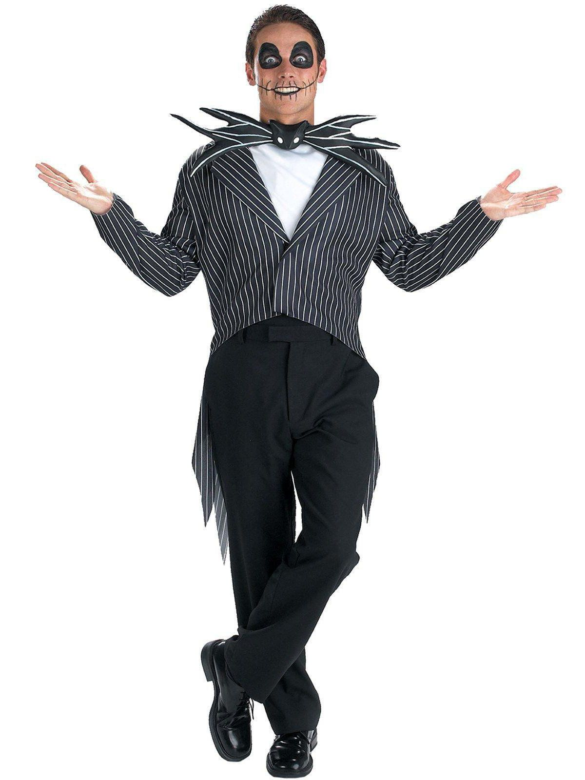 Teen Jack Skellington The Nightmare Before Christmas Costume - Kids ...
