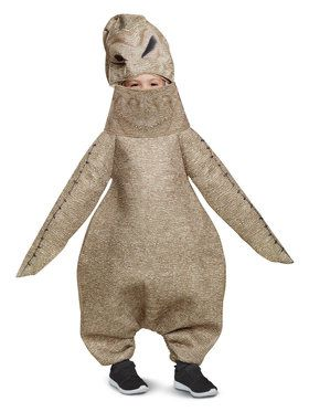Toddler Classic Oogie Boogie The Nightmare Before Christmas Costume