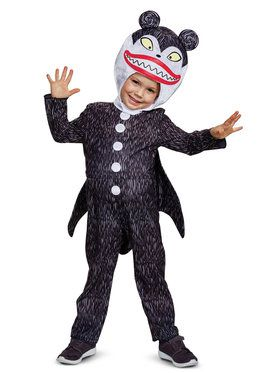 Toddler Classic Scary Teddy Nightmare Before Christmas Costume