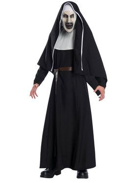 Adult The Nun Movie Deluxe Costume