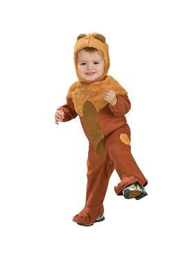 Lion (The Wizard of Oz Cowardly Lion) Infant Costume