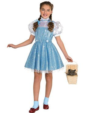 Child Dorothy The Wizard of Oz Costume