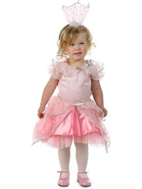 The Wizard of Oz Glinda Costume for Infants 6-12 Months