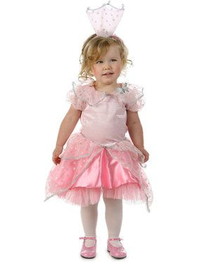 The Wizard of Oz Toddler Glinda Costume