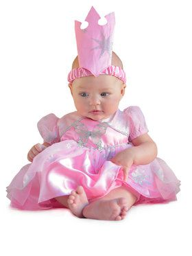 The Wizard Of Oz Newborn Little Good Witch Costume
