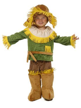 The Wizard of Oz Scarecrow Costume for Infants 6-12 Months
