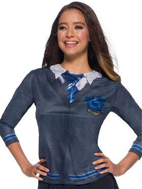 The Wizarding World of Harry Potter Ravenclaw Costume Top for Adult