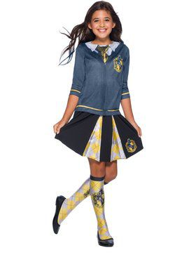 The Wizarding World of Harry Potter Hufflepuff Costume Top for Children