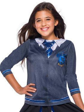 The Wizarding World of Harry Potter Ravenclaw Costume Top for Children