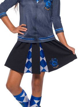 The Wizarding World of Harry Potter Ravenclaw Skirt for Girls